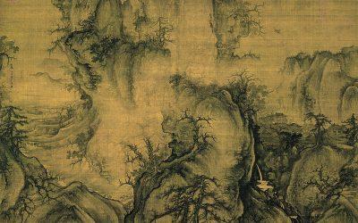 Comienzo de la primavera – Guo Xi