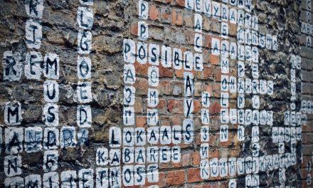 Meditaciones: El valor de las palabras
